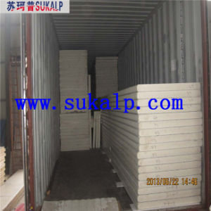 Polyurethane Sandwich Panel Machinery pictures & photos