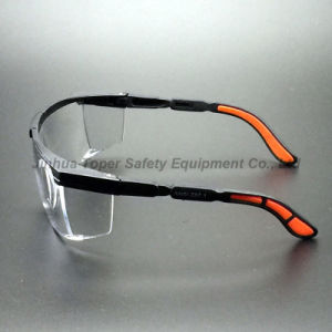 Anti-Impact PC Lens Safety Glasses Eyeglass Frame (SG110) pictures & photos