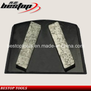 Double Bar Lavina Concrete Grinding Plate for Floor Grinder pictures & photos