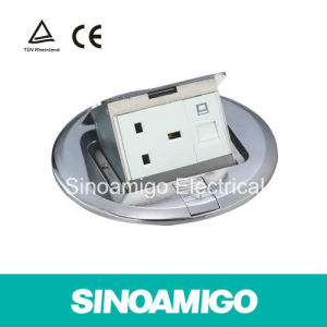 TUV Listed Pop up Desktop Power Outlet pictures & photos