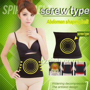 Women Waist Trainer Tummy Belly Slimming Body Shapewear Belt pictures & photos