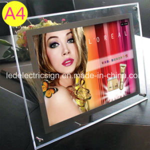 New Media Moving Backpack LED Light Box for Use pictures & photos