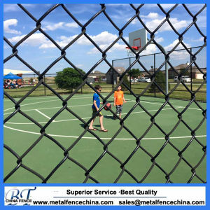Safety Fence Chain Link Security Mesh Fencing Wire pictures & photos