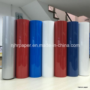 Heat Transfer Vinyl PU Film Glossy Heat Transfer Vinyl Roll Size for Cotton