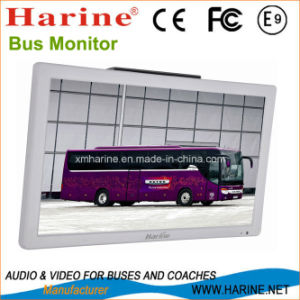 18.5 Inches Wall Mounted Vehicular LCD Display pictures & photos