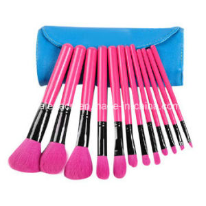 12PCS Color Cosmetic Brush/Makeup Brush/Beauty Brush pictures & photos