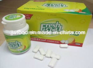 Sugarless Pillow Cool Chewing Gum pictures & photos