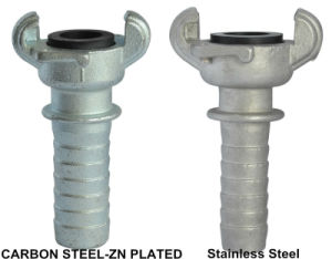 "1"" Carbon Steel European Type Air Hose Coupling Flexible Couplings pictures & photos"