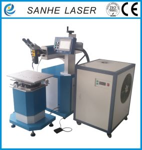 200W Metal Automatic Mold Laser Welding Machine for Steel Products pictures & photos