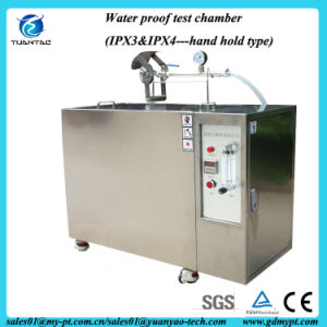 Ipx3 Hand Hold Water Spraying Proof Test Equipment pictures & photos