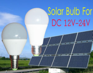 Solar Lanterns with Solar LED Candle Bulb for DC12V-24V pictures & photos