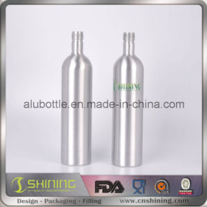 Aluminum Bottle for Car Care