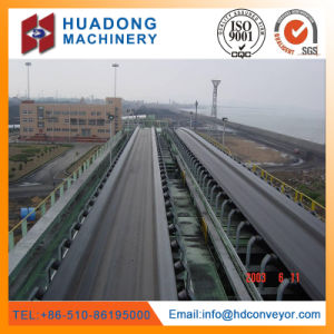 Raw Material Conveying System Belt Conveyor pictures & photos