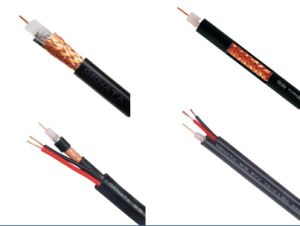 Rg58/Rg5975Ω Coaxial Cable/Video Cable pictures & photos