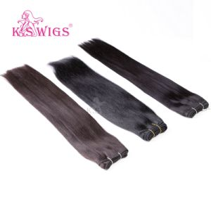 100% Indian Virgin Remy Human Hair Weft pictures & photos