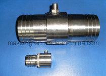 CNC Machining Hardware Precision Parts (Air knife Ringjet and Nozzle) pictures & photos