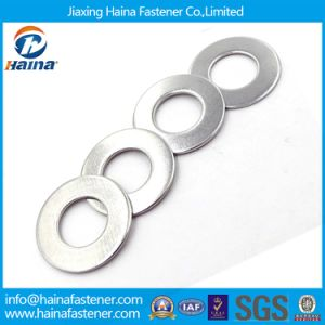 DIN125 M2-M24 Ss 304 316 Lock Washers&Plain Flat Washers pictures & photos