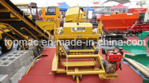 Nigeria Hollow Block Moulding Machine (EBM03-6D) pictures & photos