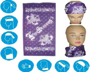 Wholesale Microfiber Custom Tubular Bandana pictures & photos