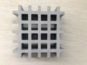 Fiberglass Reinforced Plastic/FRP/GRP Mini-Mesh Gratings pictures & photos