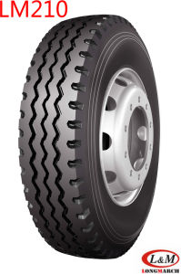 LONGMARCH Drive/Steer/Trailer Truck Tire (210) pictures & photos