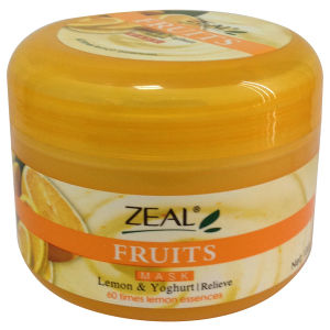Zeal Skin Care Yogurt Face Mask Cosmetic pictures & photos