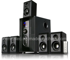 140W 5.1CH Home Theater Speaker Subwoofer pictures & photos