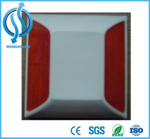 Road Safety Reflectors with Metallic Die Casting Plastic Reflective Mark pictures & photos