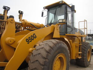 Originally USA Made Used Earth-Moving Machinery Cat 950g Wheel Loader pictures & photos