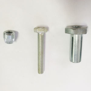 M16 Expansion Hollow Anchor Bolt for Steel Applications pictures & photos