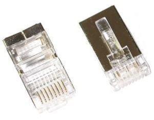 Cat5e FTP (Shield) RJ45 Connector pictures & photos