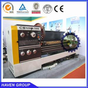 CS6266cx3000 Universal Lathe Machine, Gap Bed Horizontal Turning Machine pictures & photos