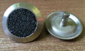 Carborundum Stainless Steel Tactile Indicator for Blind (XC-MDD1599) pictures & photos