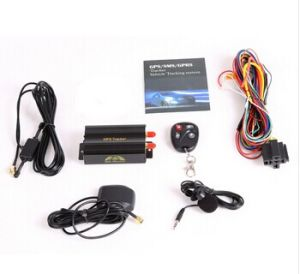 Engine Stop Car GPS Tracker Tk103b, Vehicle Tracking System pictures & photos