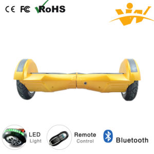 Balance Smart Self Balancing Electric Motor E-Scooter Vehicle LED Bluetooth pictures & photos