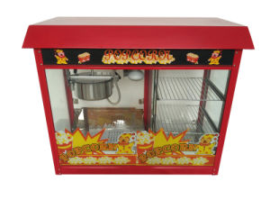 Popcorn Machine with Warming Showcase pictures & photos