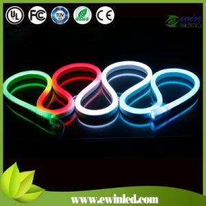 Super Bright 12V Warm White LED Neon Flext pictures & photos