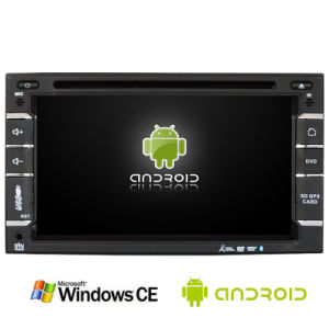 6.5inch Double DIN Car DVD Player with Wince System Ts-2508-2 pictures & photos