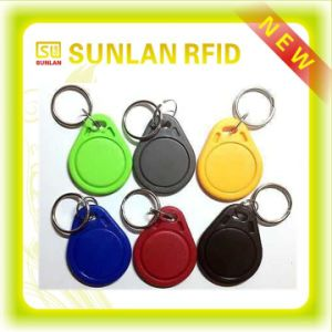 Plastic Round Key Tags Universal for Hotel Room pictures & photos
