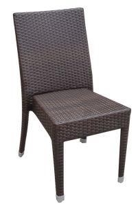 Garden Outdoor Floding Wicker Chair pictures & photos