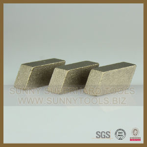 Diamond Tips Segment for Marble Cutting pictures & photos