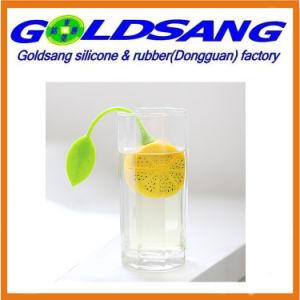 Eco-Friendly Lemon Shape Silicone Mini Tea Bag pictures & photos