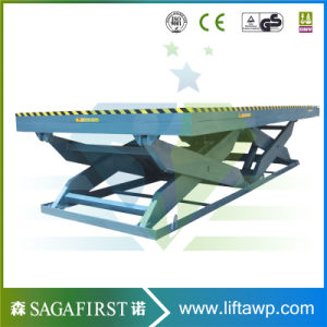 Stationary Platform Scissor Lift Electric pictures & photos