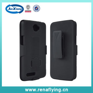 High Quality Mobile Phone Holster Combo Case for Alcatel 8000A pictures & photos