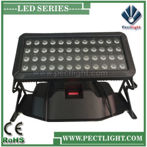 IP65 City Light LED Wall Washer 48X10W RGBW pictures & photos