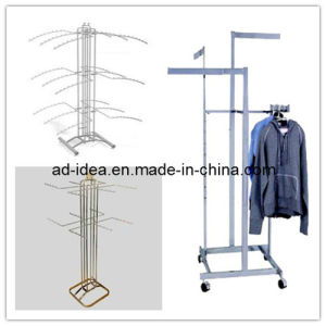 Stainless Steel 4- Way Garment Hanger (GARMENT-1121) pictures & photos