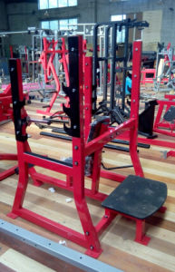 Fitness Equipment / Gym Machine/Hammer Strength/ISO Lateral Olympic Military Bench pictures & photos