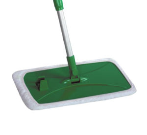 Telescopic Handle Microfiber Flat Mop for Floor Cleaning (1023) pictures & photos