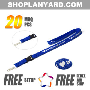 Tubular Neck Lanyard with Special Logo Imprinted (TL12AXA-6)