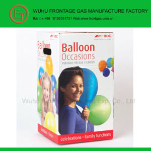 Disposable Helium Gas Cylinder for Happy Time pictures & photos